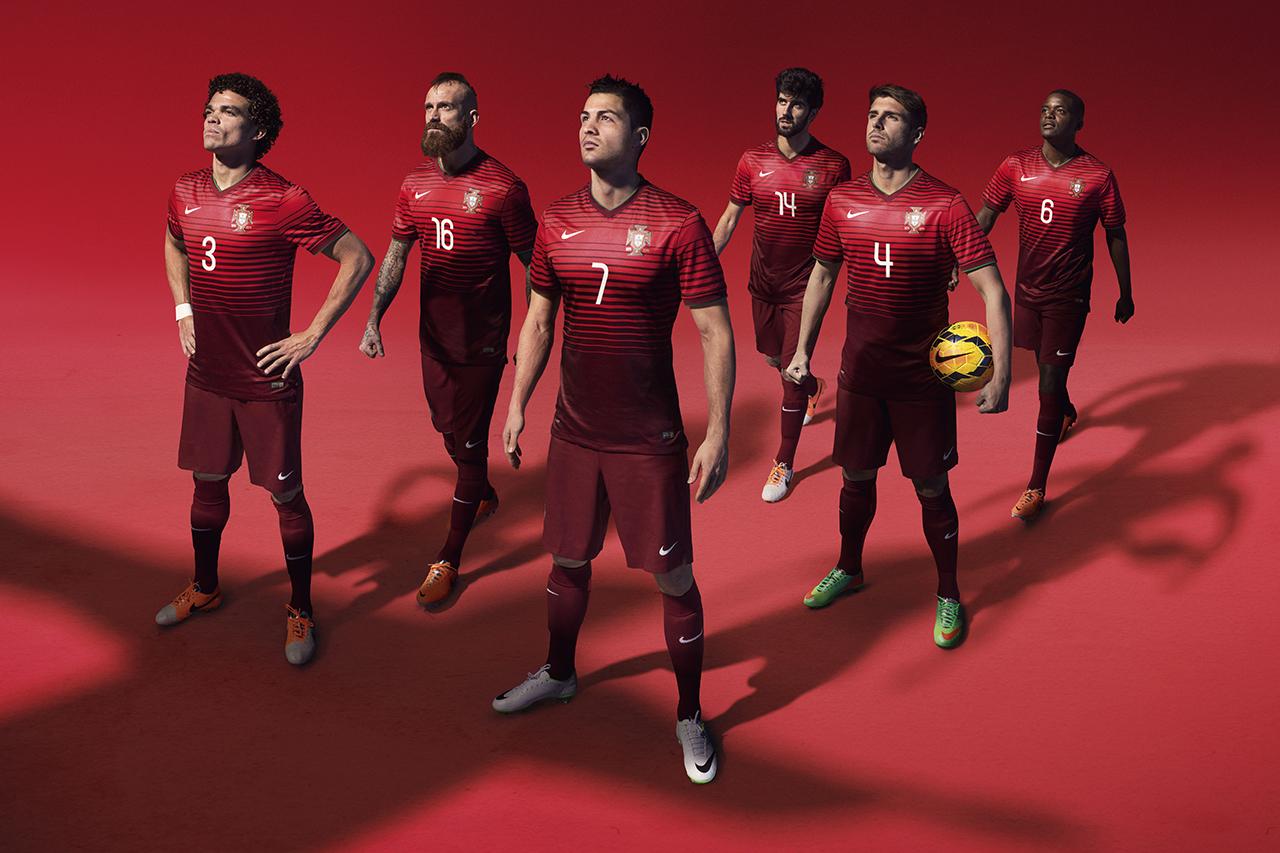 Nike Celebrates 100 Years of the Portuguese Football Federation