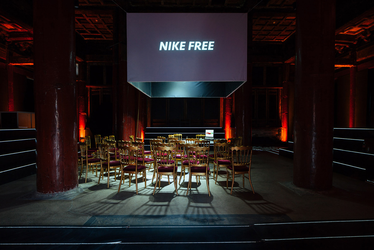 "Nike Free ""Natural Motion"" Event Recap"