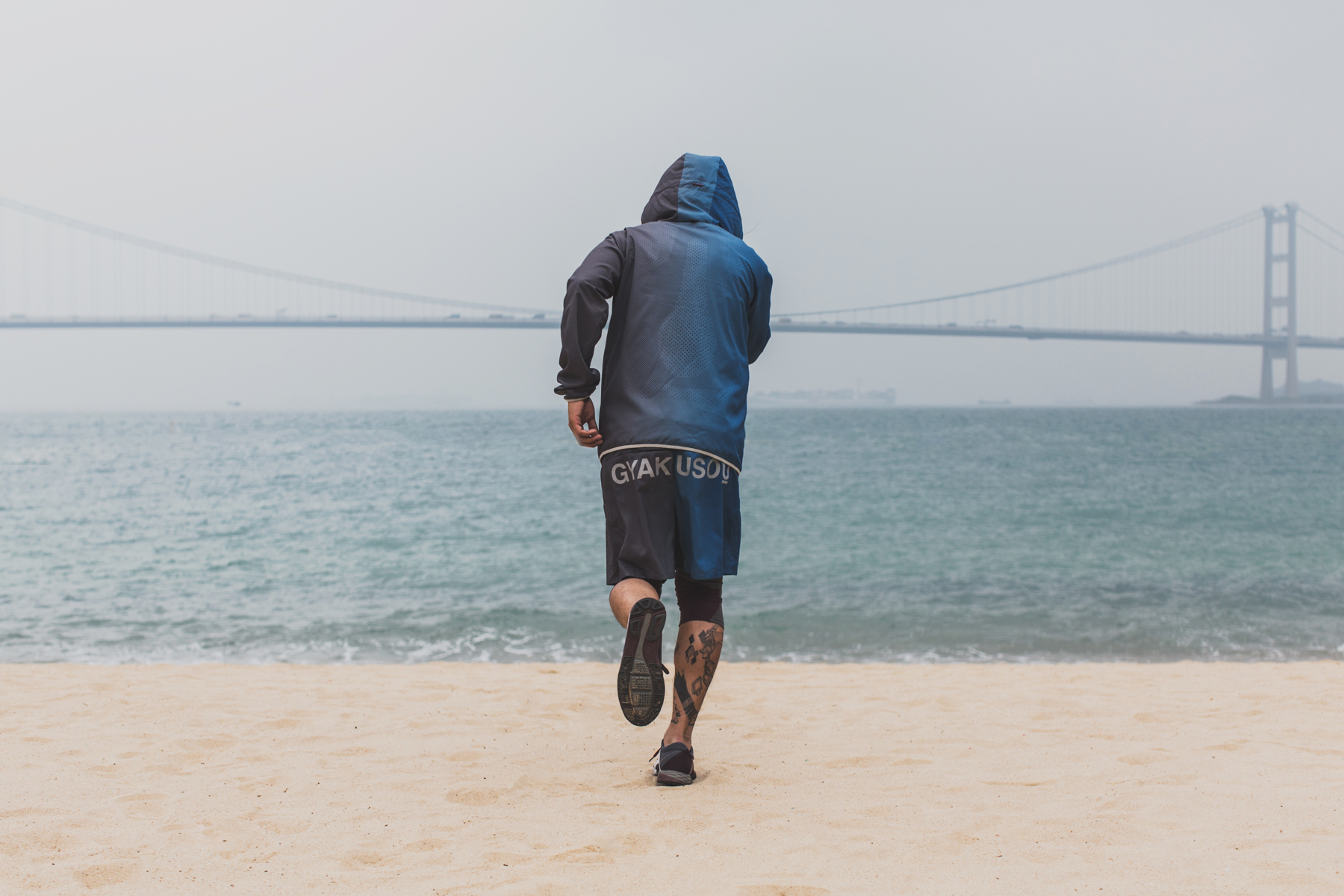 "UNDERCOVER x Nike GYAKUSOU 2014 Spring/Summer ""Yin & Yang"" Editorial"