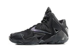 "Nike LeBron 11 ""Anthracite"""