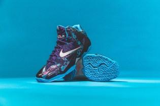 "Nike LeBron 11 ""Hornets"""