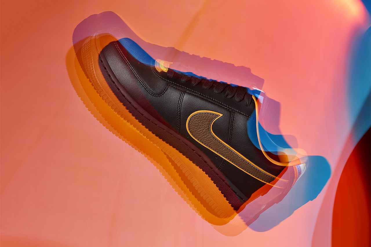 nike officially unveils the riccardo tisci designed nike r t air force 1 collection