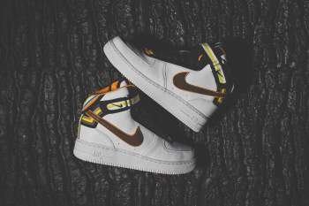 A Closer Look at the Nike + R.T. Air Force 1 Mid