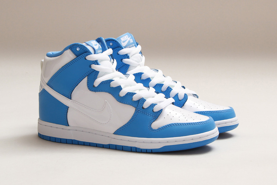 "Nike SB 2014 Dunk High Premium ""March Madness"" Pack"