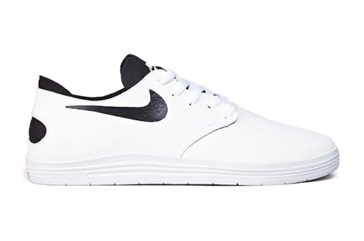 Nike SB Lunar One Shot White/Black