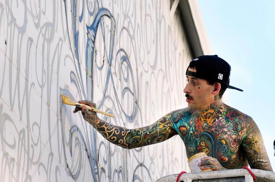 NORM Speaks on Maneuvering Between Graffiti and Tattooing and the AWR/MSK Family