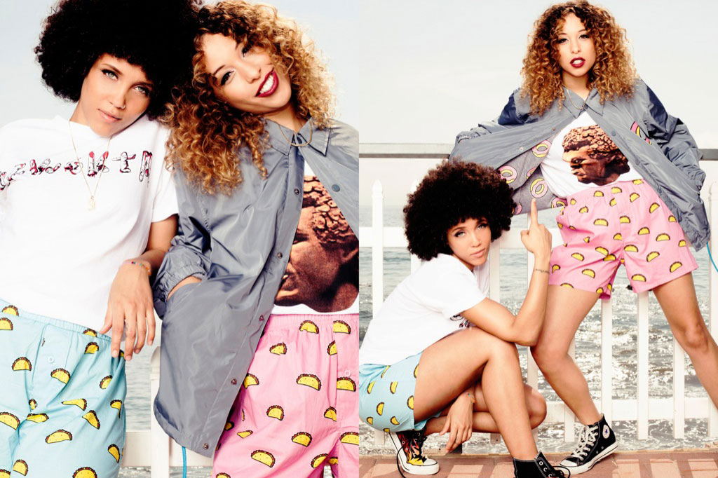 odd future 2014 spring summer lookbook