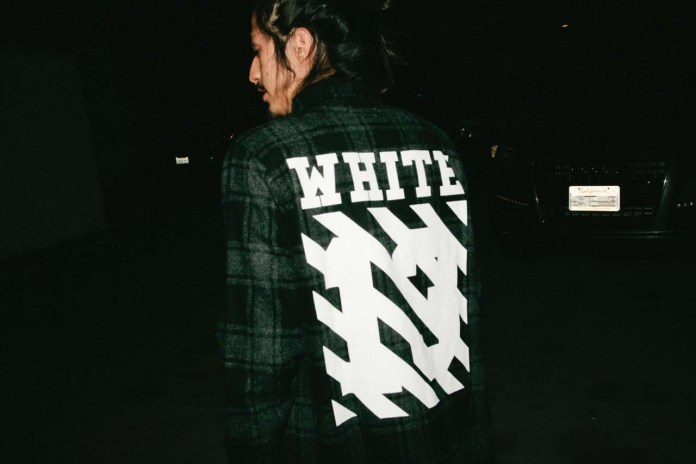 "OFF-WHITE c/o VIRGIL ABLOH 2014 Spring/Summer ""OFF WHITE OFF WHITE OFF WHITE"" Editorial by Union"