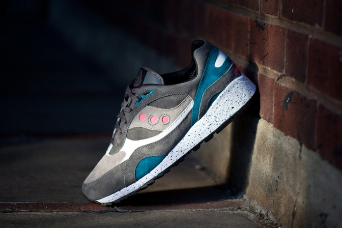 "Offspring x Saucony Shadow 6000 ""Running Since ..'96"""