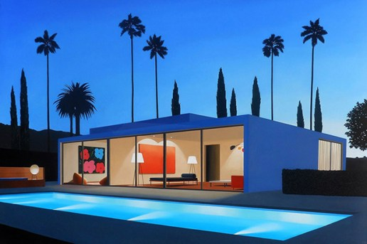 Architectural Paintings by Tom McKinley
