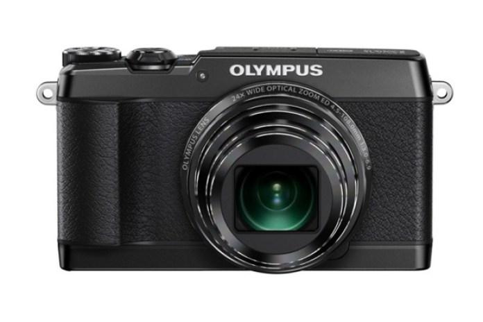 Olympus Stylus SH-1 Camera