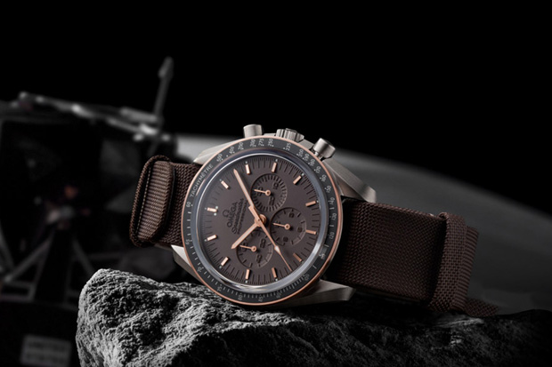 Omega Speedmaster Professional Apollo 11 45th Anniversary Edition