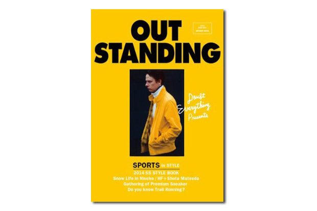 outstanding magazine issue 6