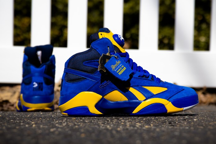 "Packer Shoes x Reebok Shaq Attaq ""Official Friend of the Program"""