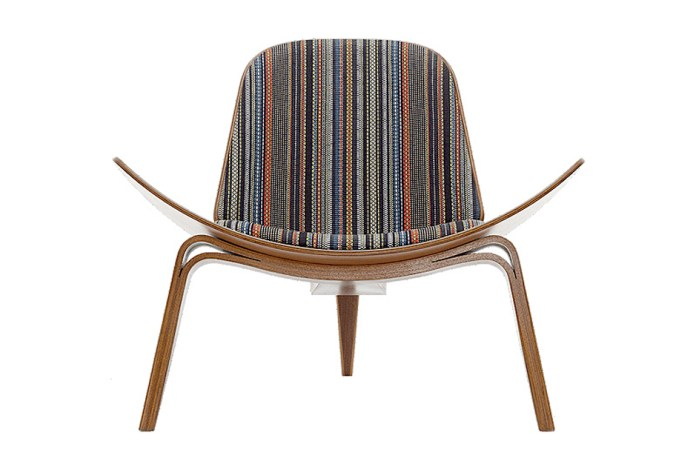 Paul Smith x Carl Hansen & Søn Shell Chair