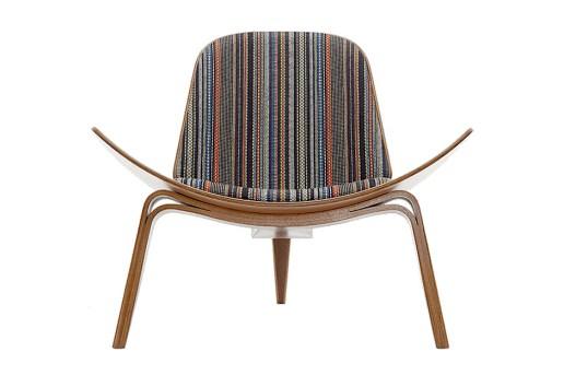 Paul Smith x Carl Hansen & Søn Shell Chair