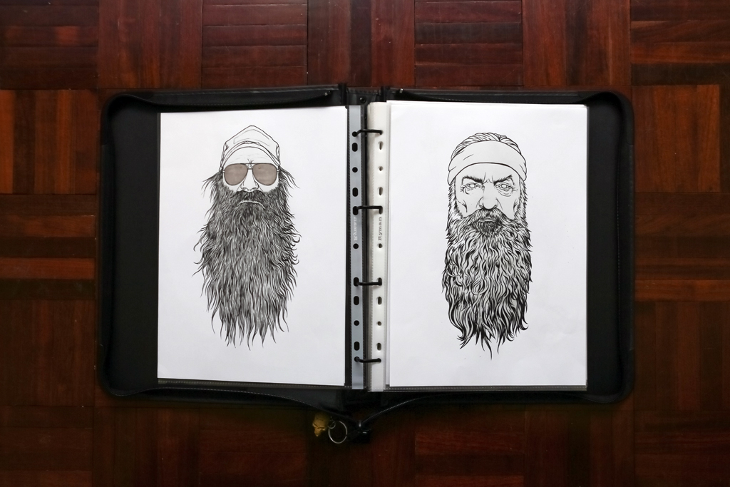 Red Bull Curates Protégés x HYPEBEAST Presents Pen & Paper with Rugman