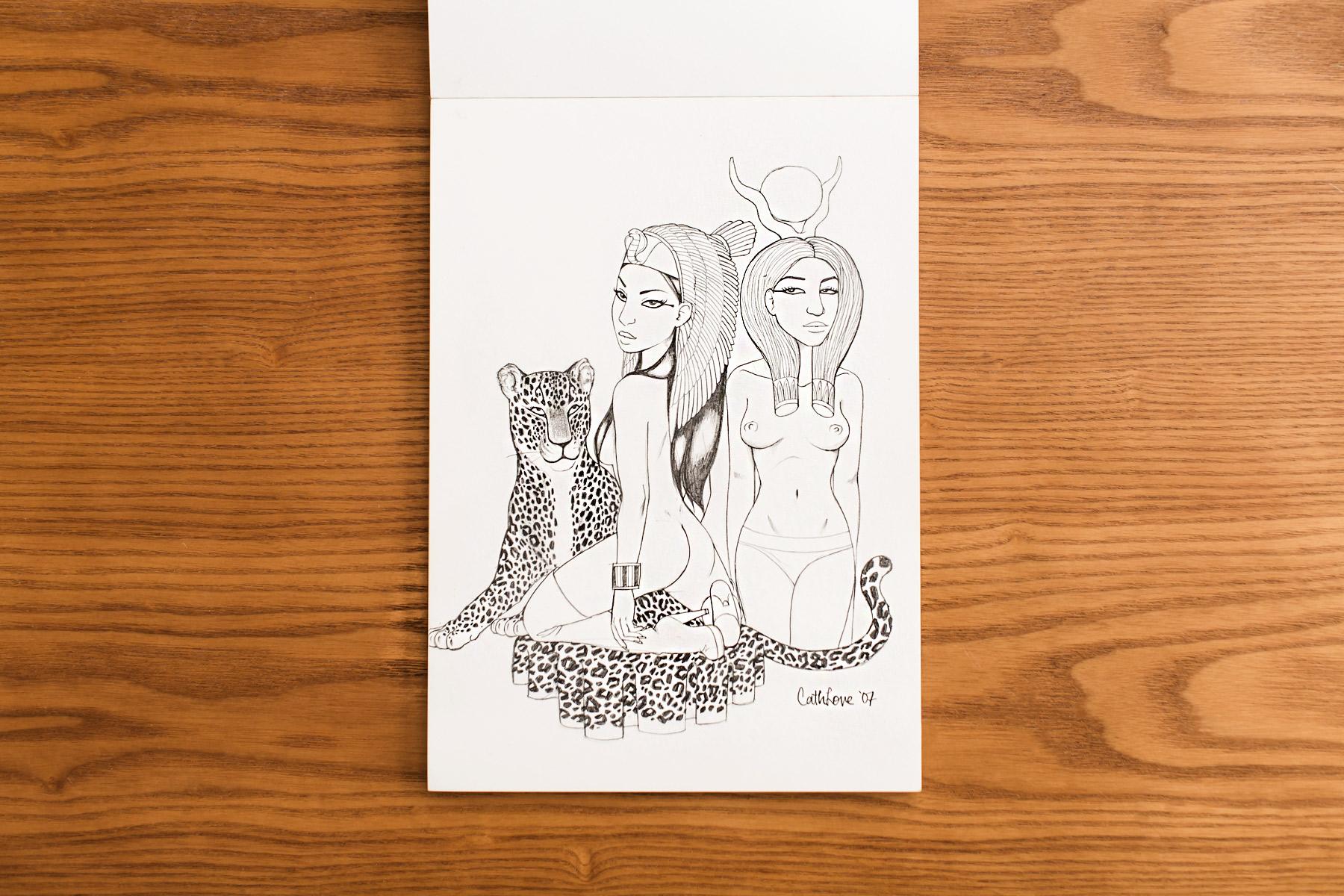 Pen & Paper: Cath Love