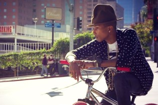 Pharrell WIlliams and Nigel Sylvester Discuss BMX Culture