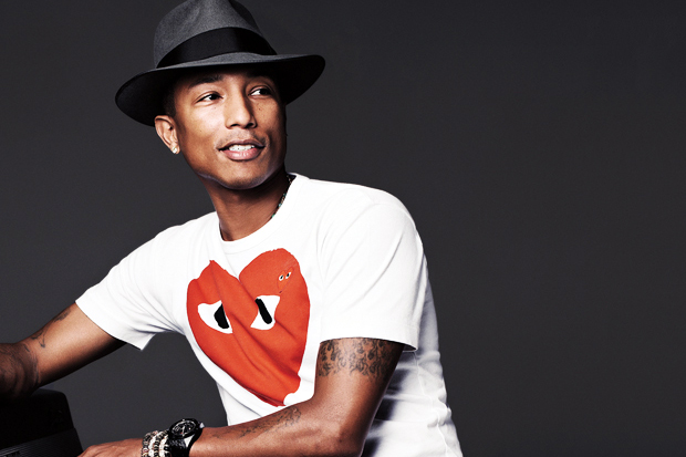 Pharrell Williams x COMME des GARÇONS Forthcoming Fragrance Collection