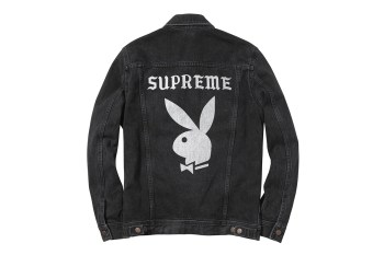 Playboy x Supreme 2014 Spring/Summer Denim Jacket