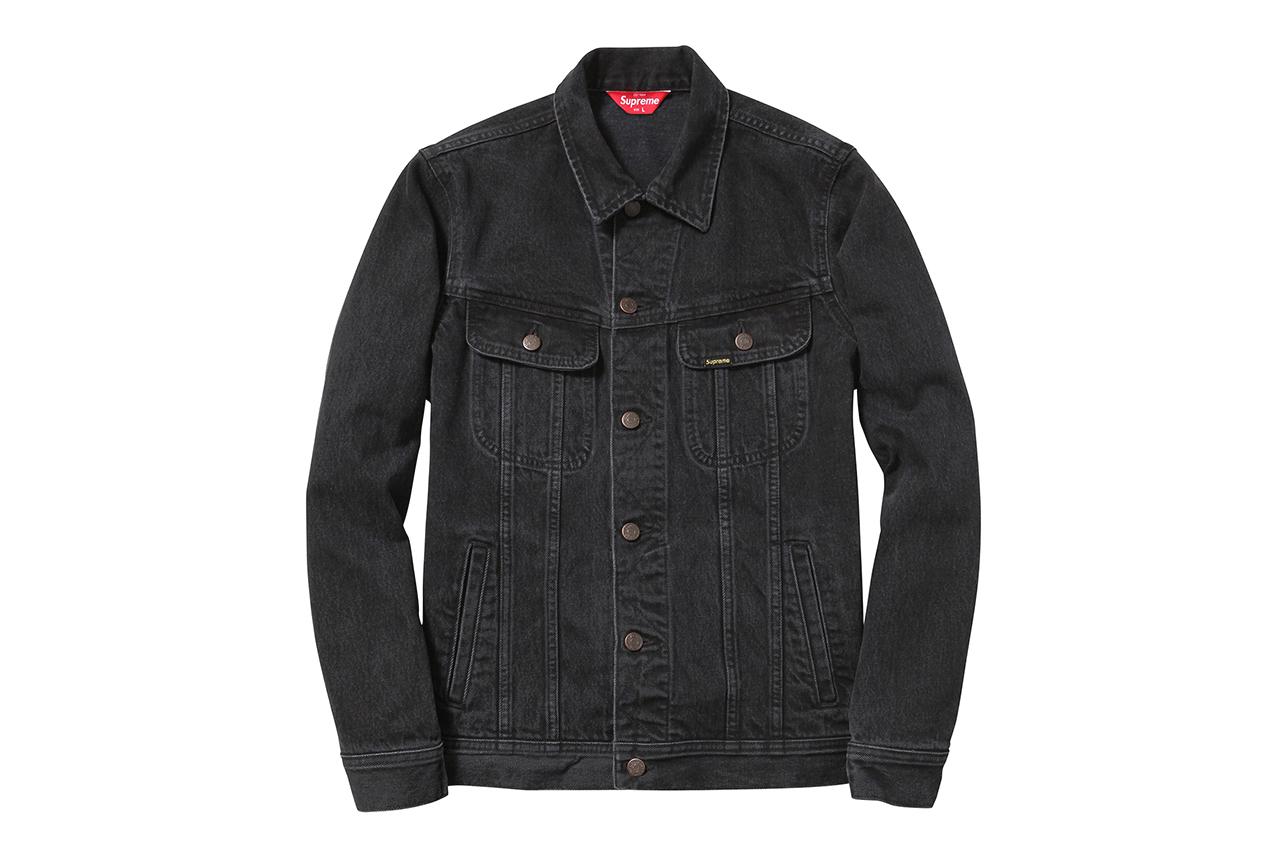 playboy x supreme 2014 spring summer denim jacket
