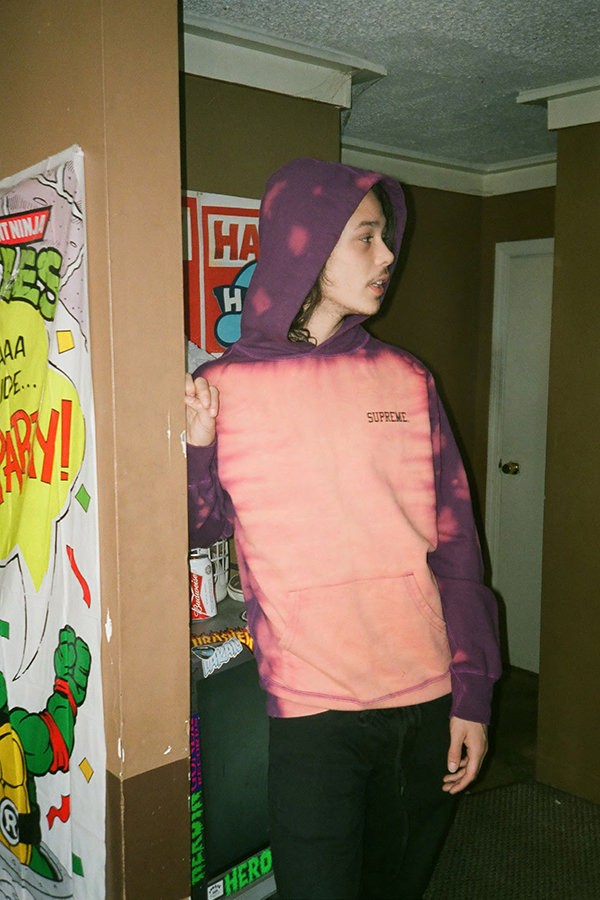 "POPEYE: Supreme 2014 Spring/Summer ""Ca$hville"" Editorial by Harmony Korine"