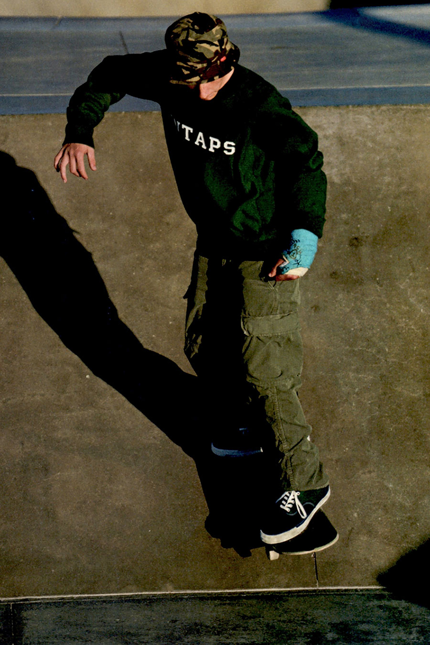 POPEYE: WTAPS 2014 Spring/Summer Editorial