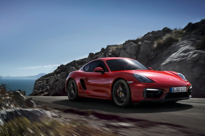Porsche Unveils New Cayman GTS and Boxster GTS