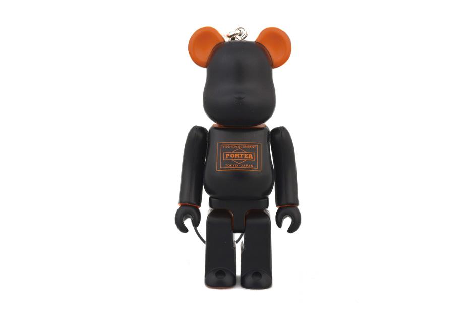 "Porter x Medicom Toy 100% Bearbrick ""PORTER STAND"""