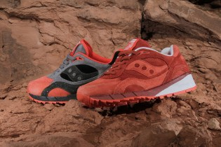 """Premier x Saucony Shadow 6000 """"Life on Mars"""" Pack"""