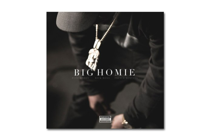 Puff Daddy featuring Rick Ross & French Montana – Big Homie