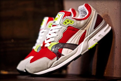 PUMA Trinomic XT2 Plus High Risk Red/Glacier Grey