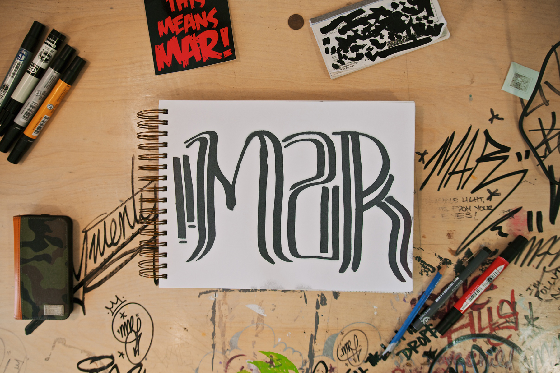 red bull curates protege hypebeast presents pen paper with mar