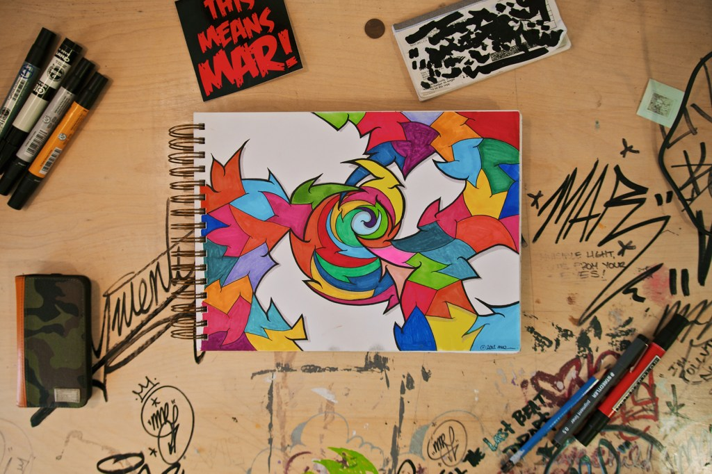 Red Bull Curates Protégés x HYPEBEAST Presents Pen & Paper with MAR