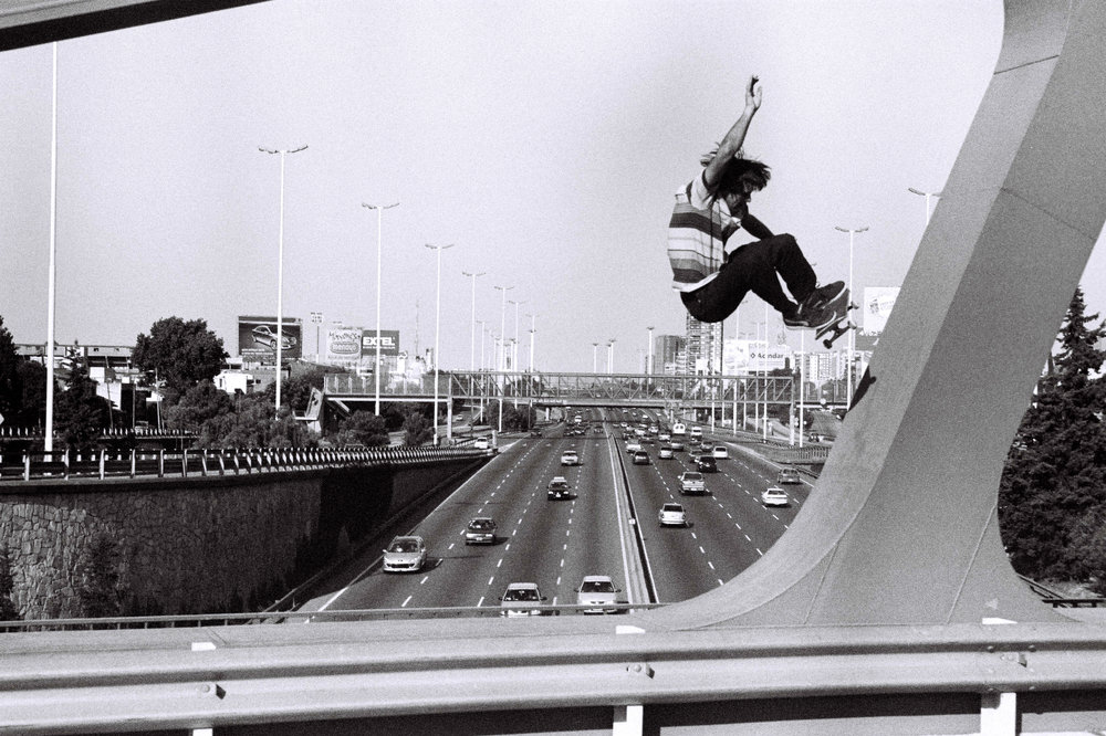 35mm Film Photography Feature by Red Bull Skateboading