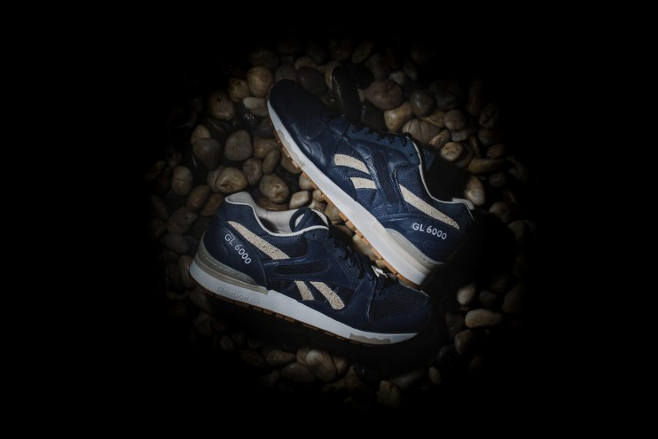 Distinct Life x Reebok GL 6000 Sneakers