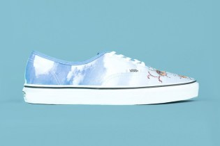 René Magritte x Opening Ceremony x Vans 2014 Spring Authentic