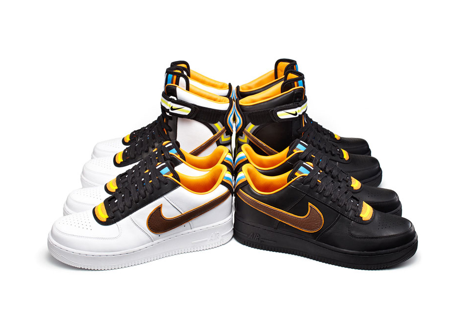 Riccardo Tisci Breaks Down the Nike + R.T. Air Force 1 Collection