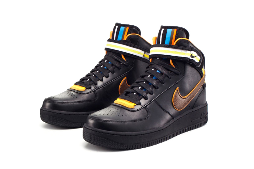 riccardo tisci breaks down the nike r t air force 1 collection