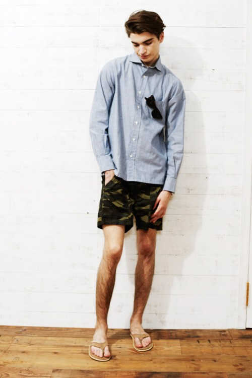 Ron Herman Japan 2014 Spring/Summer Lookbook
