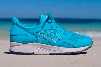 "Ronnie Fieg x ASICS Gel Lyte V ""Cove"" Preview"