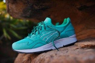 "Ronnie Fieg x ASICS Gel Lyte V ""Mint Leaf"" Preview"