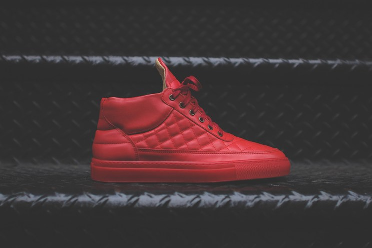 Ronnie Fieg x Filling Pieces Quilted RF-Mid