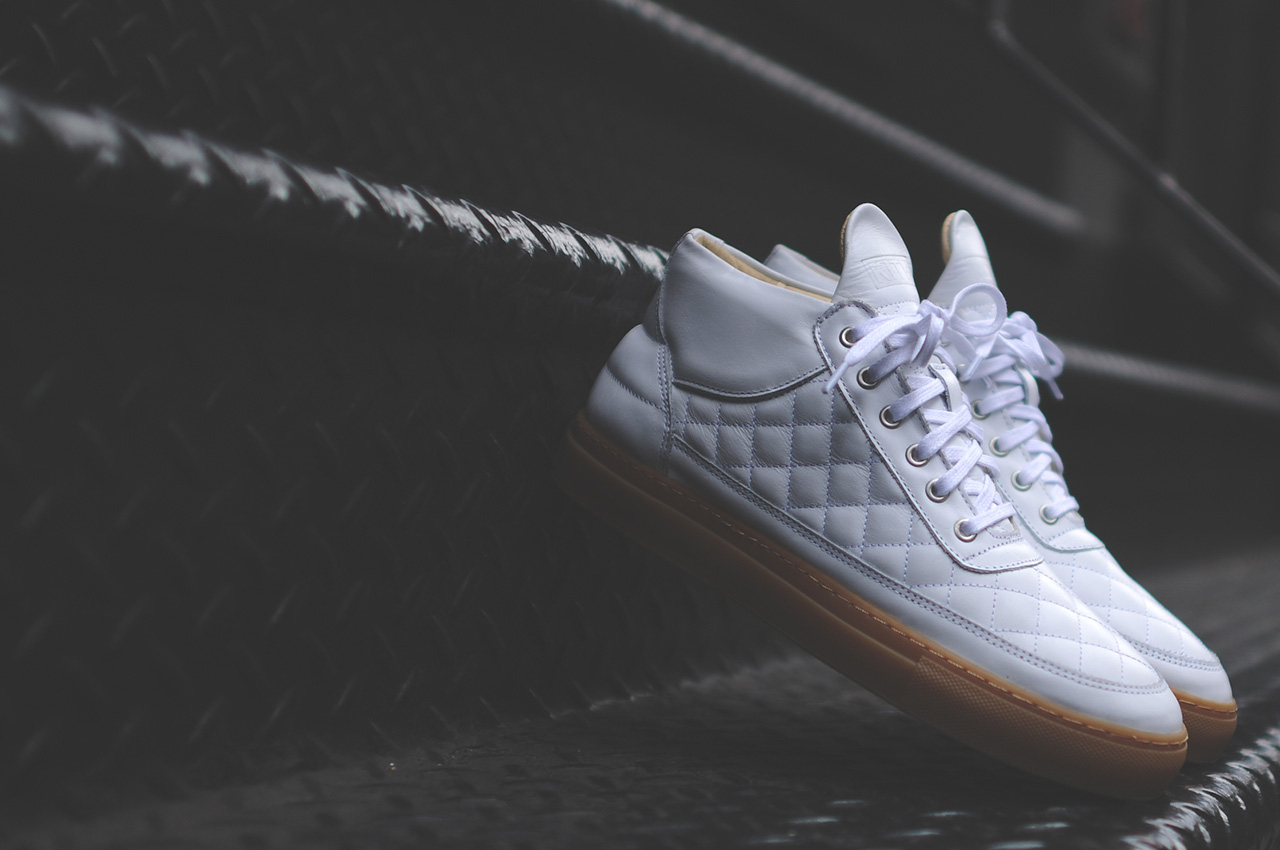 Ronnie Fieg x Filling Pieces Quilted RF-Mid Preview