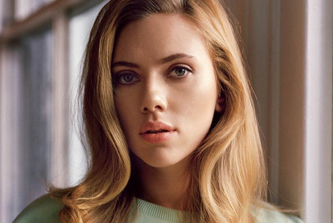 Scarlett Johansson Opens Up to The Wall Street Journal