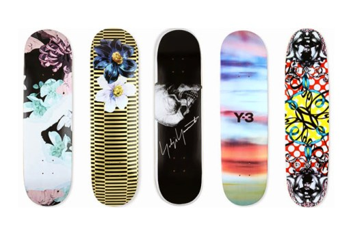 "Selfridges' ""Board Games"" features Custom Skate Decks by Some of Fashion's Greats"