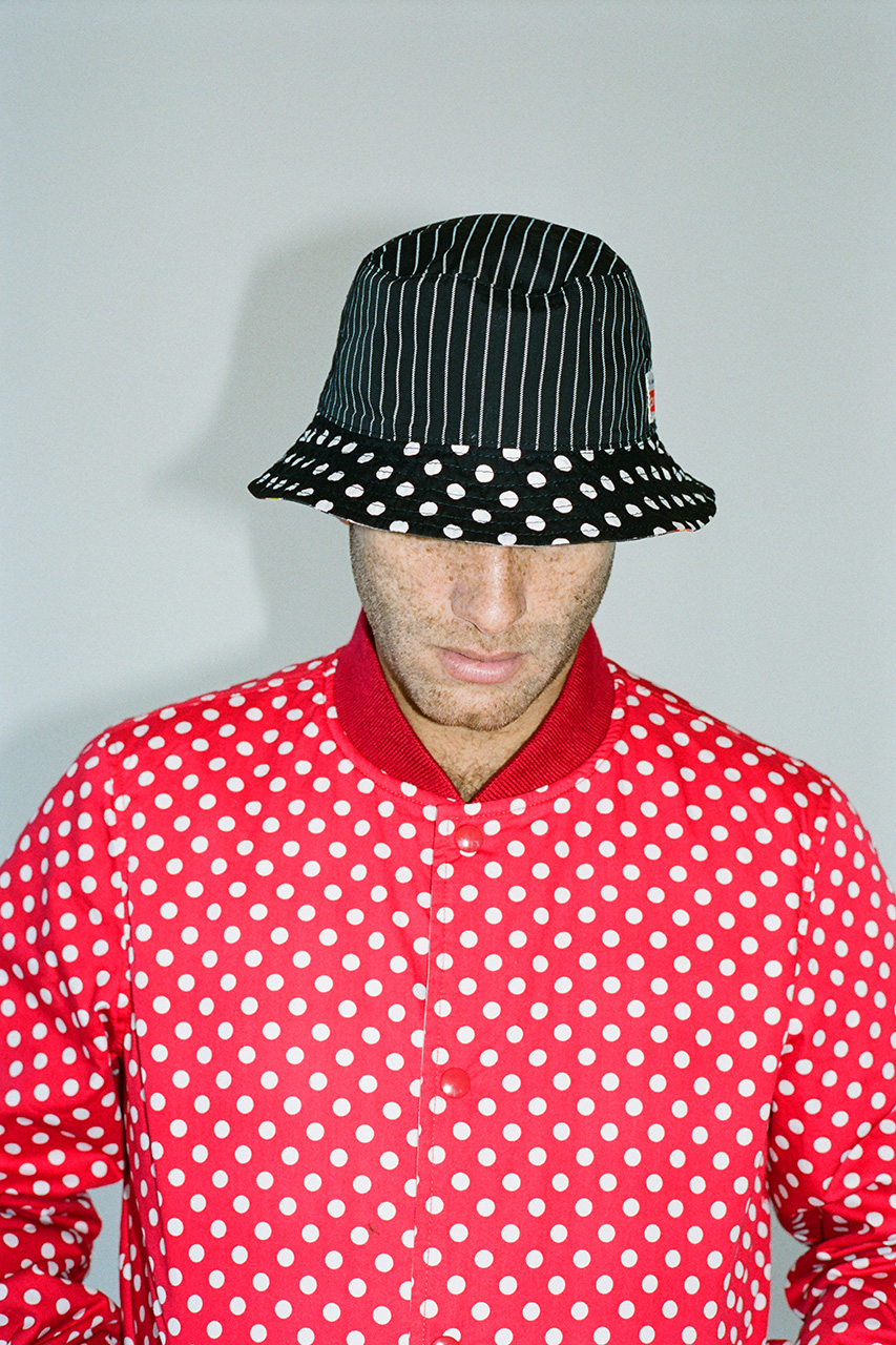sense comme des garcons shirt x supreme 2014 spring summer editorial