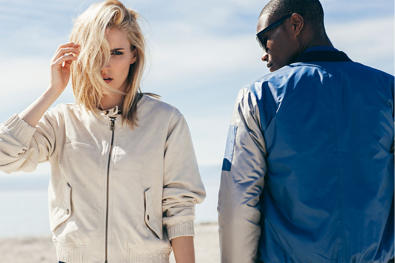 Shades of Grey by Micah Cohen 2014 Spring/Summer Lookbook