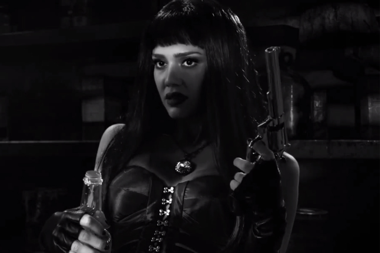 Sin City: A Dame to Kill For Official Trailer